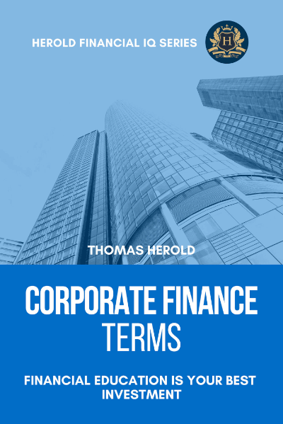 Corporate Finance Terms