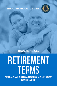 Retirement Terms Explained 1