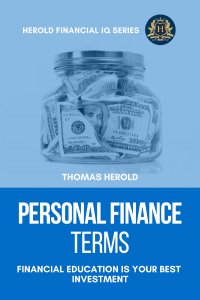 Personal Finance Terms